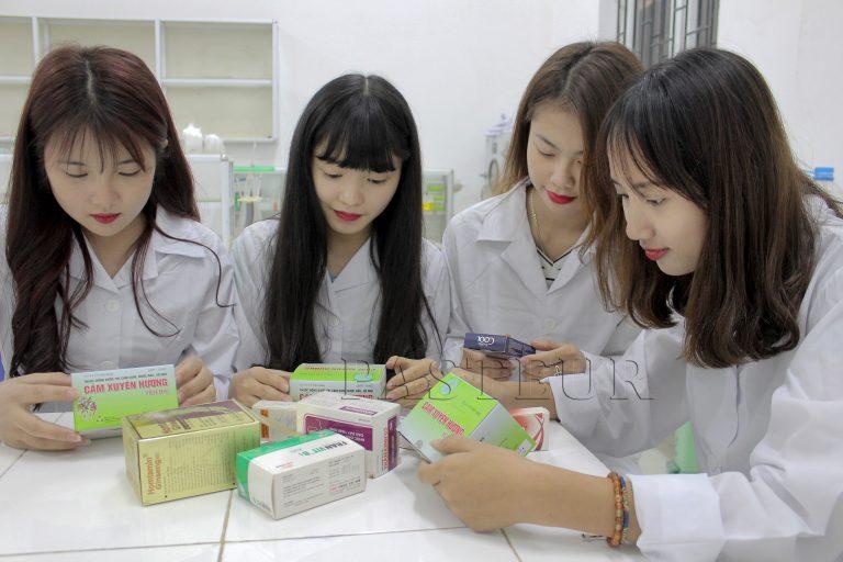 Học ngành Dược được làm việc trong môi trường đa dạng