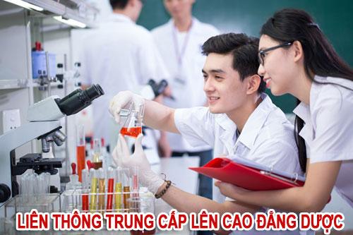 Địa chỉ đào tạo Liên thông Trung cấp lên Cao đẳng Dược