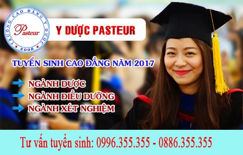 Địa chỉ tuyển sinh Cao đẳng Xét nghiệm TPHCM năm 2017
