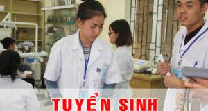Tuyển sinh Trung cấp Điều dưỡng TPHCM năm 2017