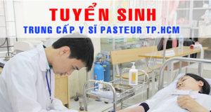 Tuyển sinh Trung cấp Y sĩ TPHCM năm 2017