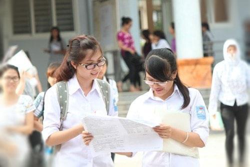 Đã có trường đại học đầu tiên công bố điểm trúng tuyển NV1 năm 2017