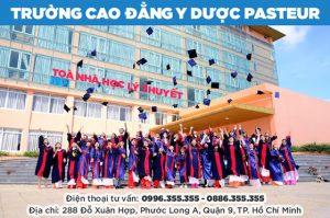 Địa chỉ đào tạo Cao đẳng Y Dược tốt nhất tại TPHCM