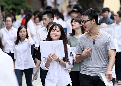 Danh sách thí sinh được tuyển thẳng vào Đại học Ngoại Thương 2017