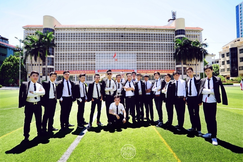 Nhiều học sinh muốn được học Học viện Kỹ thuật Quân sự
