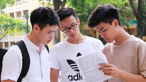Thời gian công bố điểm chuẩn xét tuyển đại học năm 2017 chính xác nhất