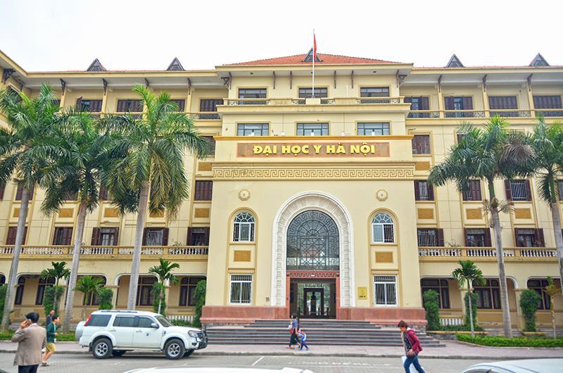 Trường Đại học Y Hà Nội công bố điểm chuẩn dự kiến năm 2017