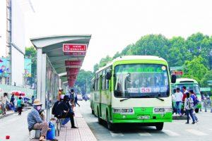 Danh sách tuyến xe Bus chạy qua các trường Đại học, Cao đẳng tại TPHCM
