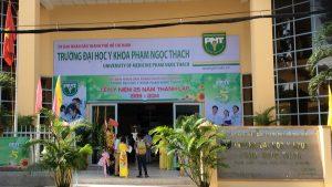 Đại học Y khoa Phạm Ngọc Thạch lại tăng học phí ở mức cao kỷ lục!