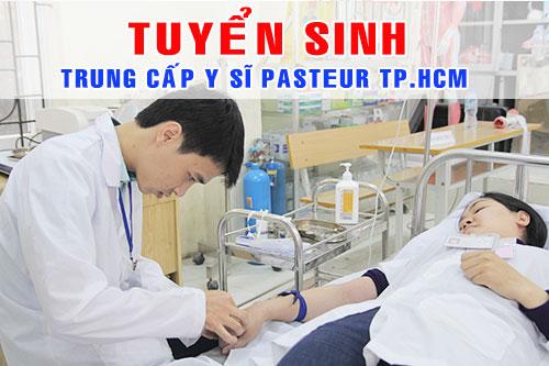 Địa chỉ tuyển sinh Trung cấp Y TPHCM