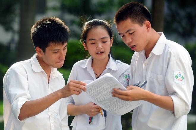 Điểm chuẩn một số trường Đại học Cao đẳng tại TPHCM năm 2018