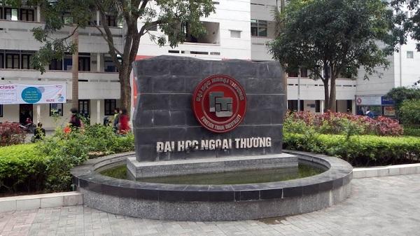 Đại học Ngoại thương công bố điểm sàn xét tuyển tại Hà Nội và TPHCM
