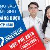 Cao đẳng Y Dược TPHCM xét tuyển nguyện vọng bổ sung năm 2018