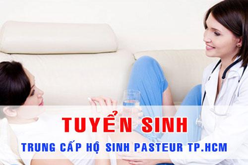 Tuyển sinh trung cấp hộ sinh Pasteur TPHCM