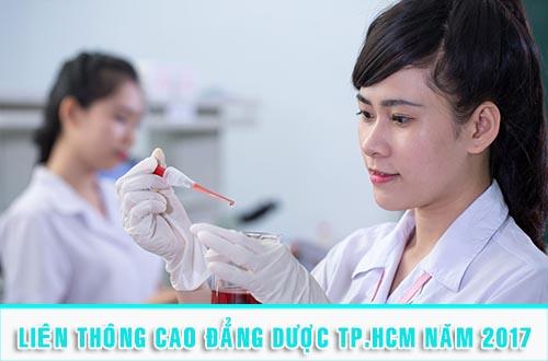 Thời gian học liên thông Cao đẳng Dược TPHCM trong bao lâu?