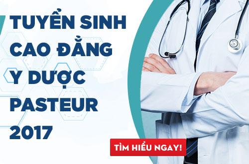 Cao đẳng Y Dược TPHCM tuyển sinh chỉ cần tốt nghiệp THPT