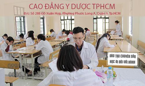 Địa chỉ đào tạo Liên thông Cao đẳng Dược tốt nhất tại TPHCM
