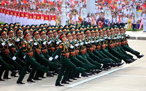 Thông báo điểm chuẩn Trường Sĩ quan Lục quân 1 năm 2017