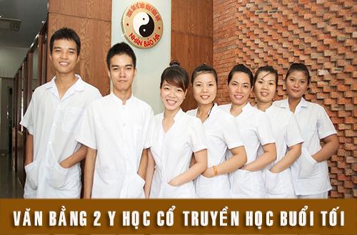 Tuyển sinh Văn bằng 2 Trung cấp Y học cổ truyền TPHCM năm 2017
