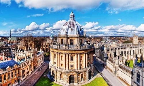Đại học Oxford đứng đầu bảng xếp hạng Times Higher Education năm thứ hai liên tiếp