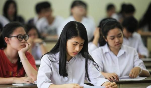 Cách điền phiếu điều chỉnh nguyện vọng xét tuyển Đại học 2018