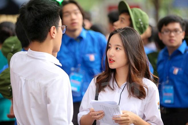 Kỳ thi THPT Quốc gia 2018: Tỷ lệ tốt nghiệp cao mặc dù đề thi khó