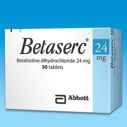 Dược sĩ hướng dẫn sử dụng Betaserc đúng cách
