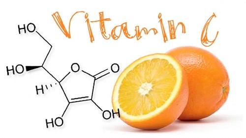 Vitamin C có rất nhiều tác dụng tốt cho sức khỏe