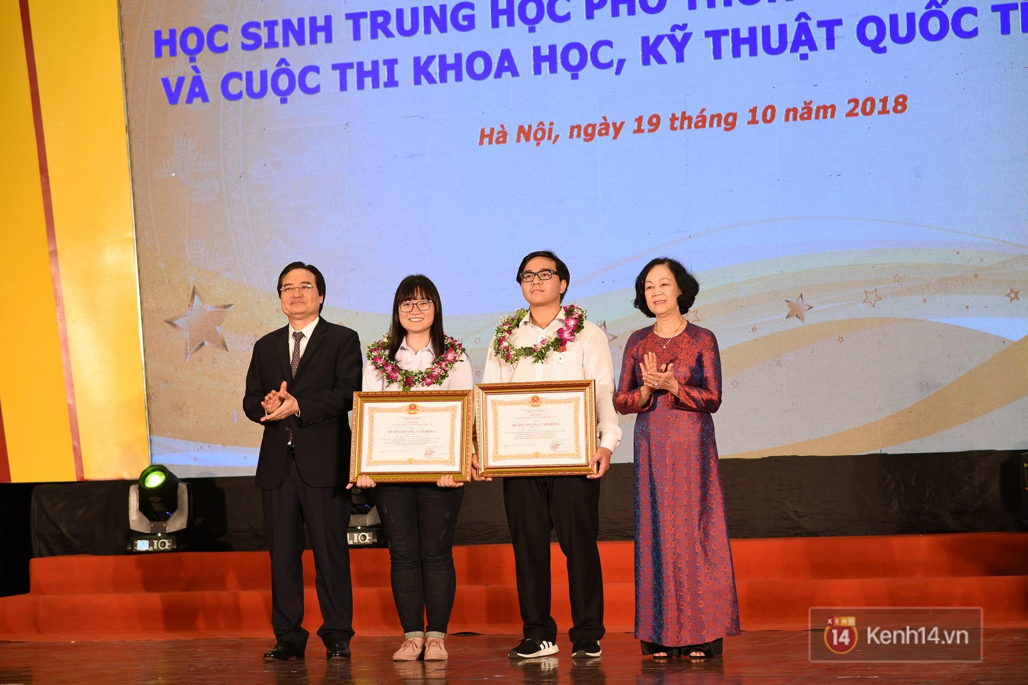 Phương Thảo đã xác lập kỷ lục thí sinh có điểm thi Olympic Sinh học Quốc tế cao nhất của Việt Nam trong suốt mấy chục năm qua