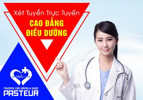 Xét tuyển Cao đẳng Điều dưỡng TPHCM năm 2019