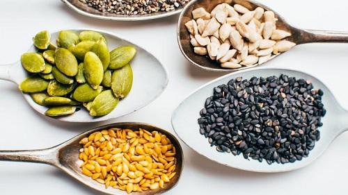 Các thực phẩm giàu omega-6