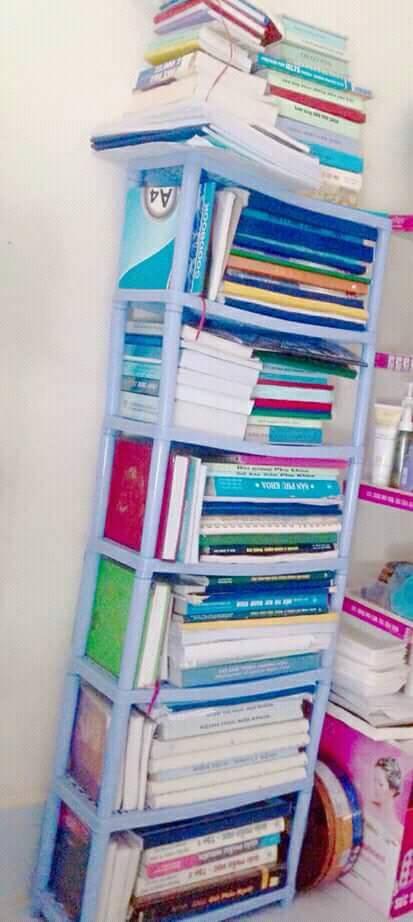 Sách của sinh viên Y Dược