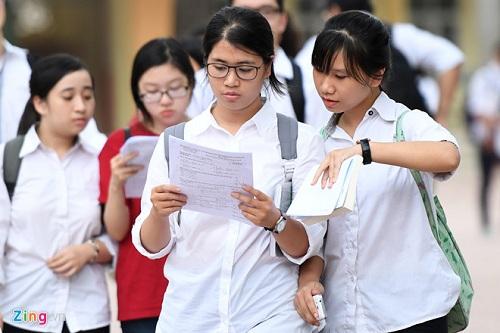 6 điều chỉnh mới trong quy chế tuyển sinh Đại học năm 2019