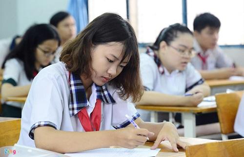 Thi THPT quốc gia 2019: Điểm khuyến khích được tính như thế nào?