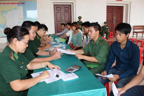 Thí sinh phải tham gia sơ tuyển khi đăng ký xét tuyển vào trường quân đội