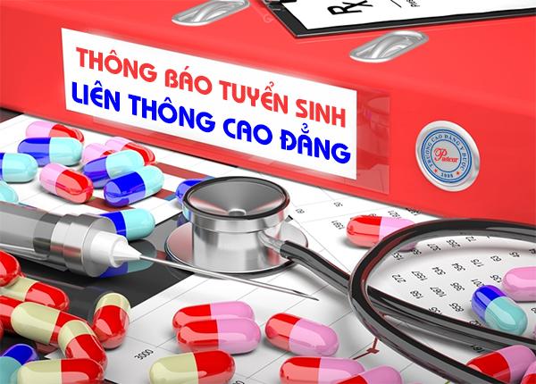 Liên thông Cao đẳng Dược tại TPHCM năm 2019