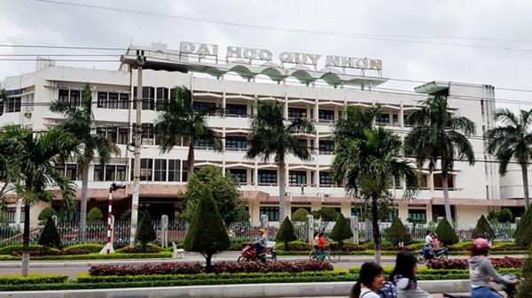Phương án tuyển sinh Trường Đại học Quy Nhơn năm 2019