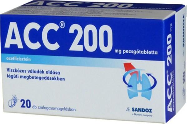 Thuốc ACC-200® có tác dụng gì và cách sử dụng như thế nào?