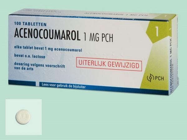 Thuốc Acenocoumarol có tác dụng gì và cách sử dụng như thế nào?