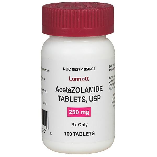 Tìm hiểu tác dụng và liều dùng của thuốc Acetazolamide