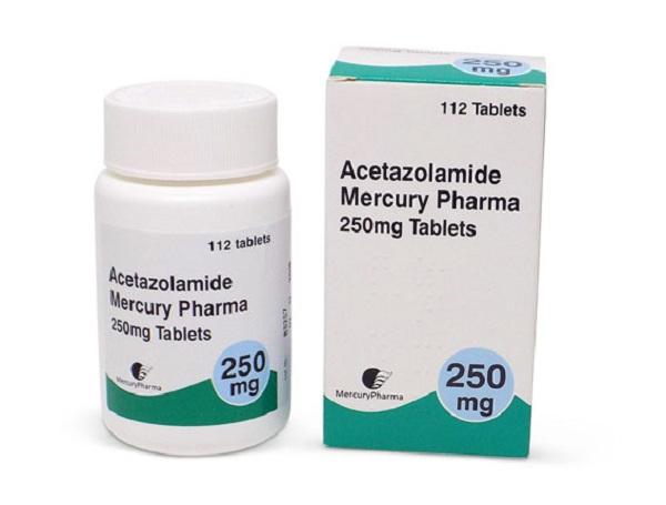 Hướng dẫn sử dụng thuốc Acetazolamide