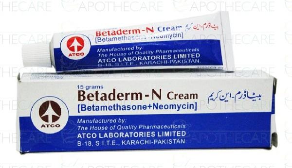 Thuốc Betaderm neomycin có tác dụng gì và liều dùng như thế nào?