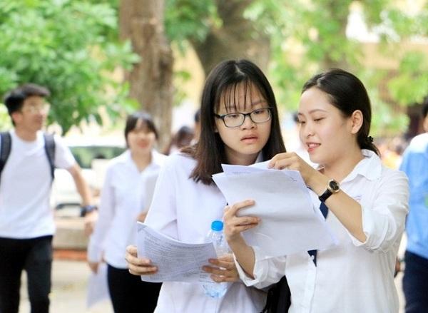 Đề thi thử kỳ thi THPT quốc gia năm 2020 của Trường THPT Lương Thế Vinh