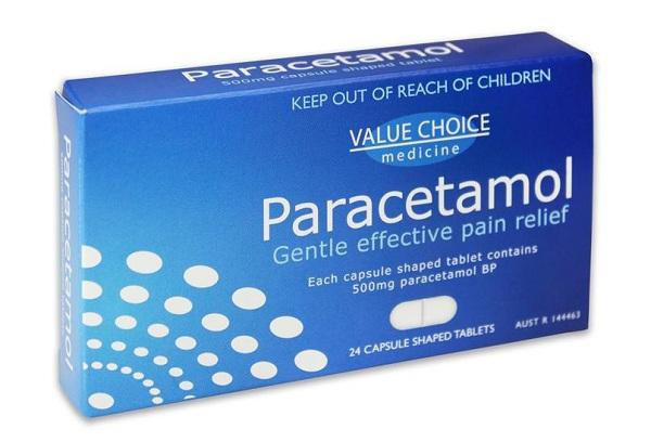 Cách sử dụng thuốc paracetamol