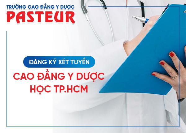 Xét tuyển Cao đẳng Y Dược học tại TPHCM