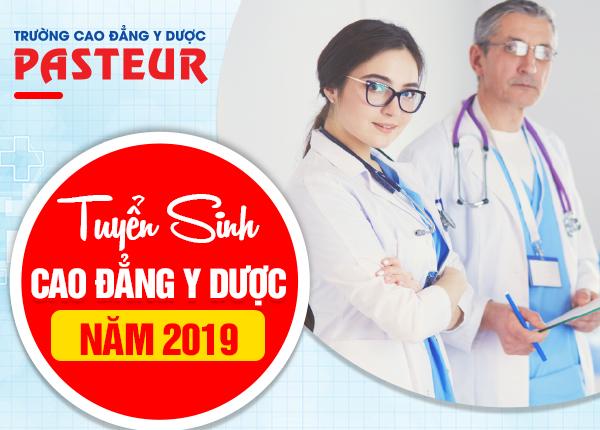 Tuyển sinh Cao đẳng Y Dược tại TPHCM năm 2019