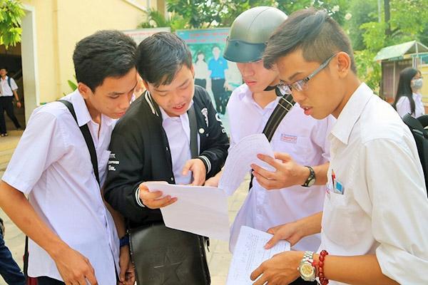 Cập nhật đề thi và đáp án môn Vật lý kỳ thi THPT quốc gia 2019