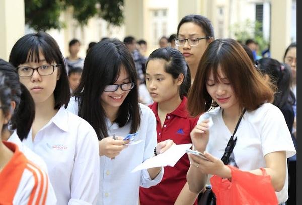 Điểm chuẩn các trường đại học khối ngành xã hội năm 2019 biến động như thế nào?