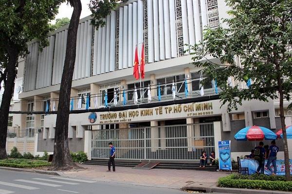Trường Đại học Kinh tế TPHCM công bố điểm sàn xét tuyển năm 2019